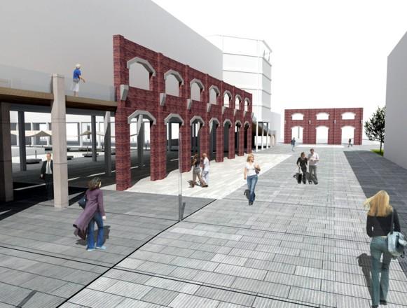 Paolo cogotti aree ex breda est pistoia for Concorsi di architettura