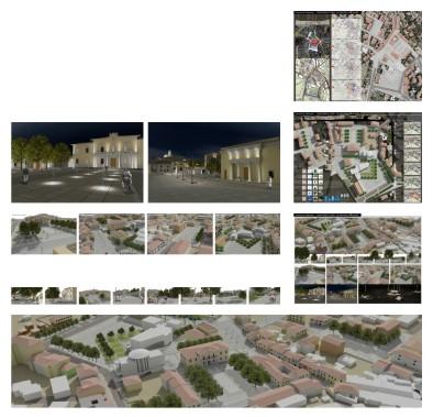 Paolo cogotti un centro a 4 piazze calenzano for Concorsi di architettura