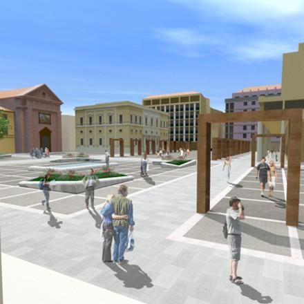 Paolo cogotti piazza della vittoria reggio emilia for Concorsi di architettura
